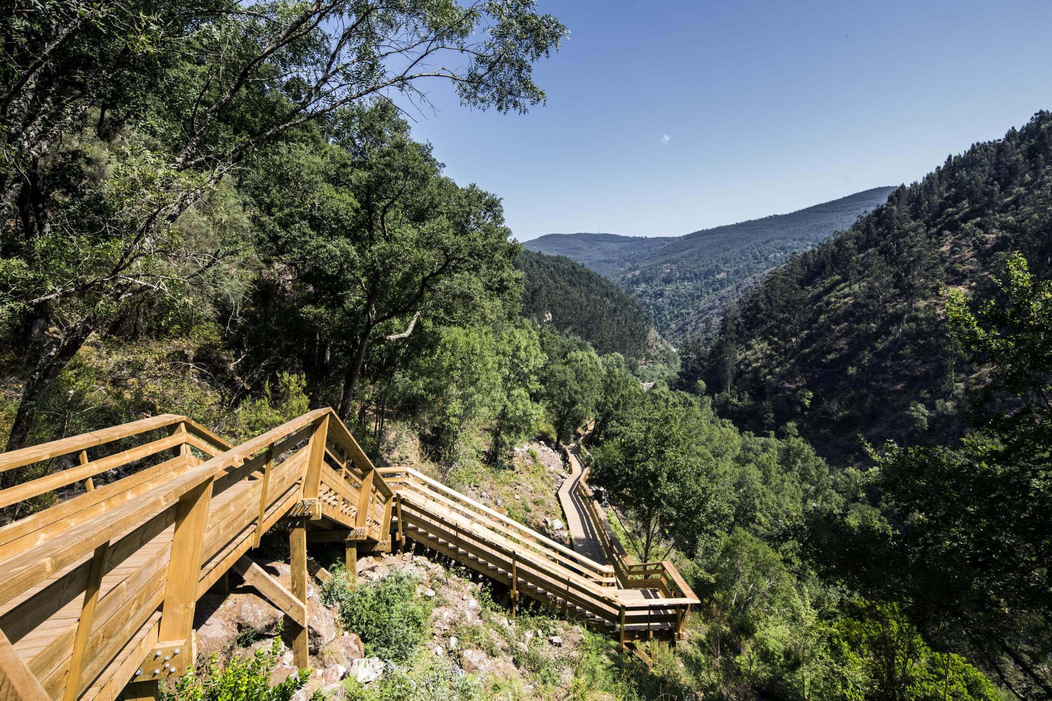 Passadiços do Paiva nomeados para Projecto de Desenvolvimento Turístico do ano