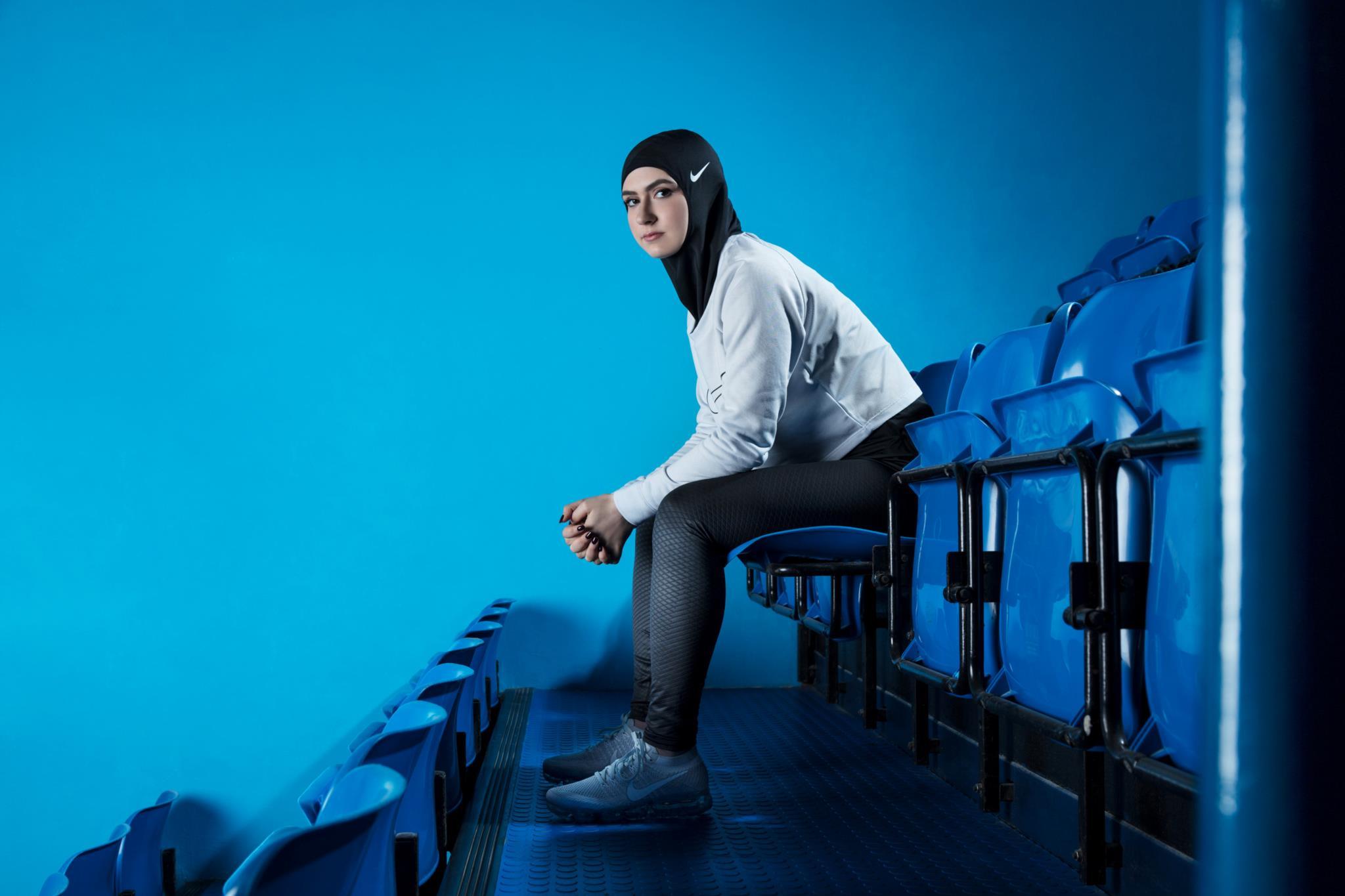 Nike vai criar hijab para atletas muçulmanas