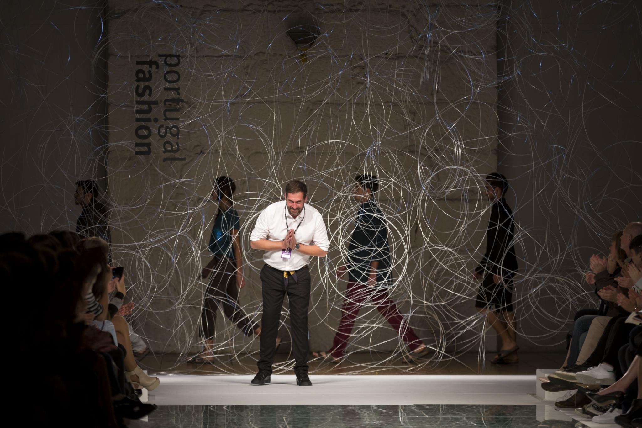 """Ricardo Preto: de designer de atelier para """"designer que controla a indústria têxtil"""""""