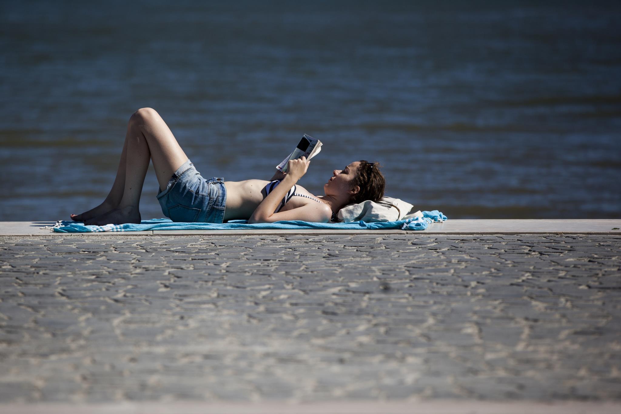 Que quantidade de sol é boa para a nossa saúde?