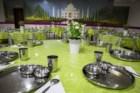 Para comer sempre muito bem, e nunca gastar mais de 10 euros, só há um sítio em Lisboa que nunca falha: é a Cantina do Templo Hindu
