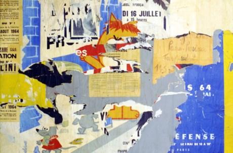 Jacques Villeglé,