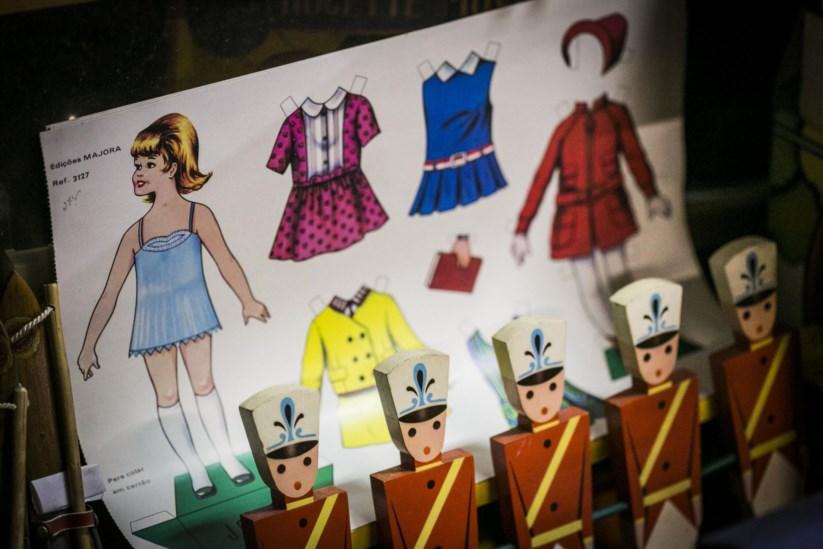 Nesta escola, meninos e meninas podem escolher o uniforme que quiserem