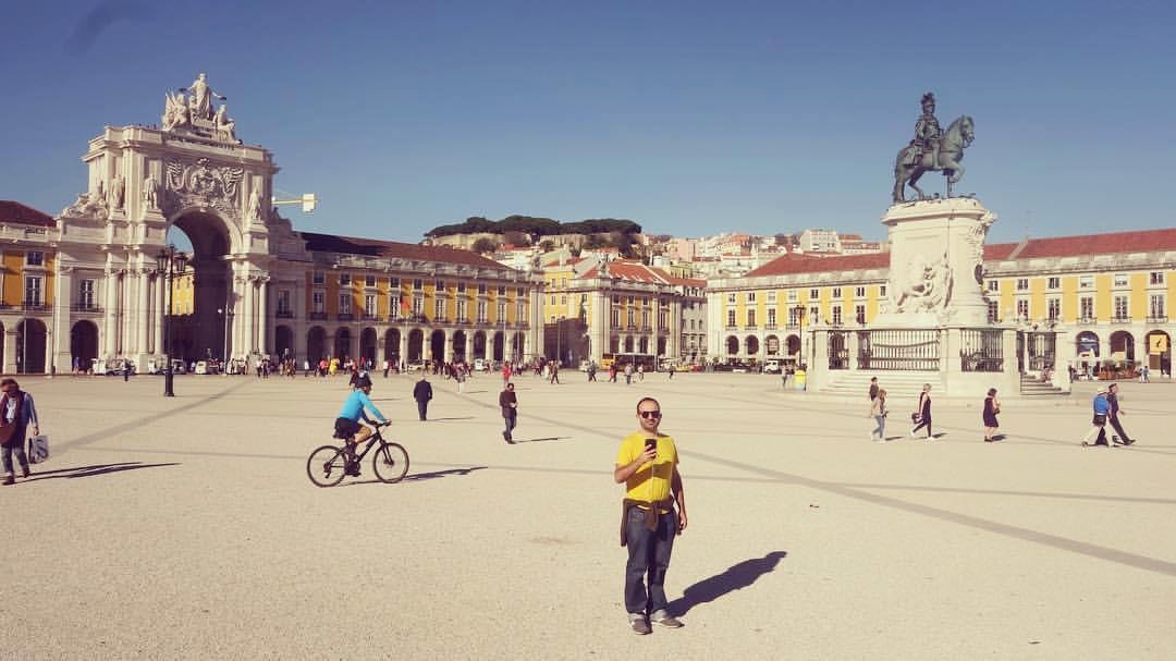 Nuno Alves, co-fundador e director-executivo, revela que o vídeo-guia de Lisboa chega em