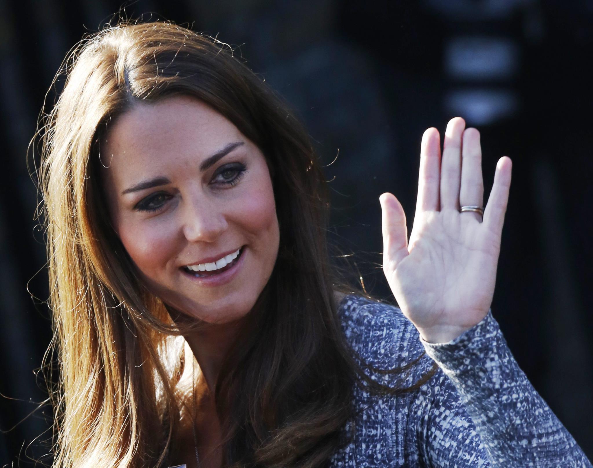 As inseguranças de Kate por não ser uma mãe perfeita