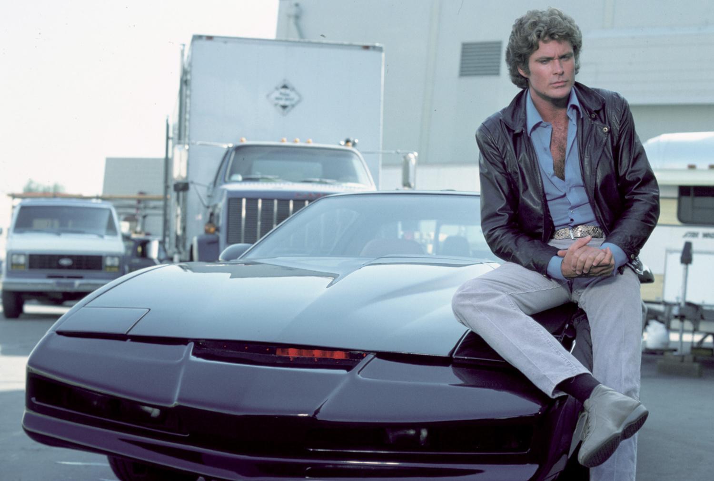 Quem não se lembra do Knight Rider?