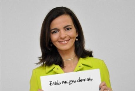 Mónica Santana Lopes, a autora da ideia