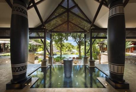 O Constance Lémuria fica numa das 115 ilhas das Seychelles