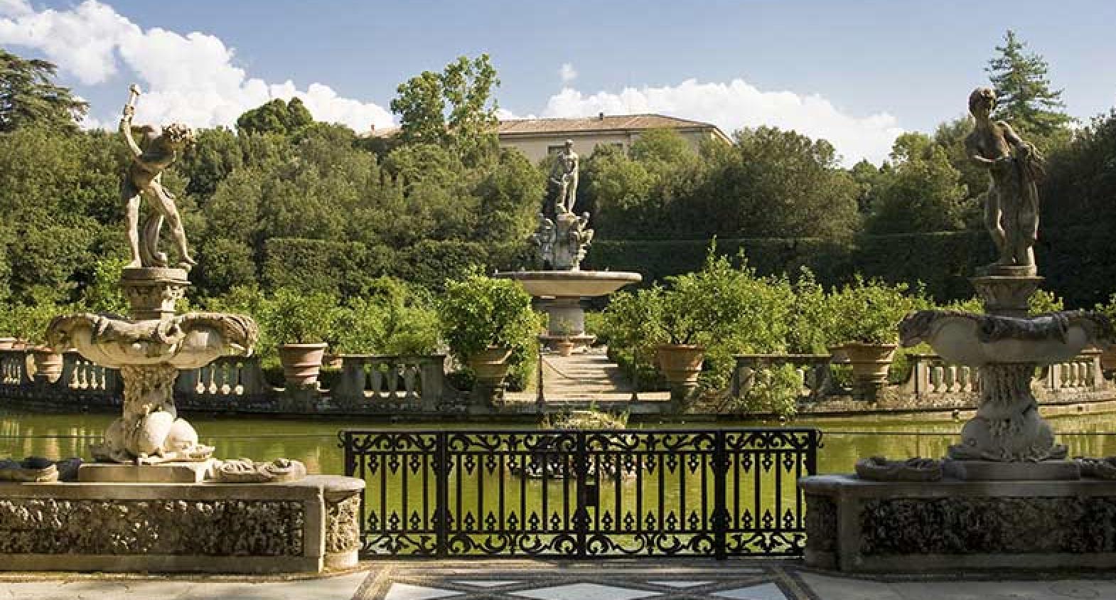 Gucci vai doar dois milhões para recuperar os jardins Boboli