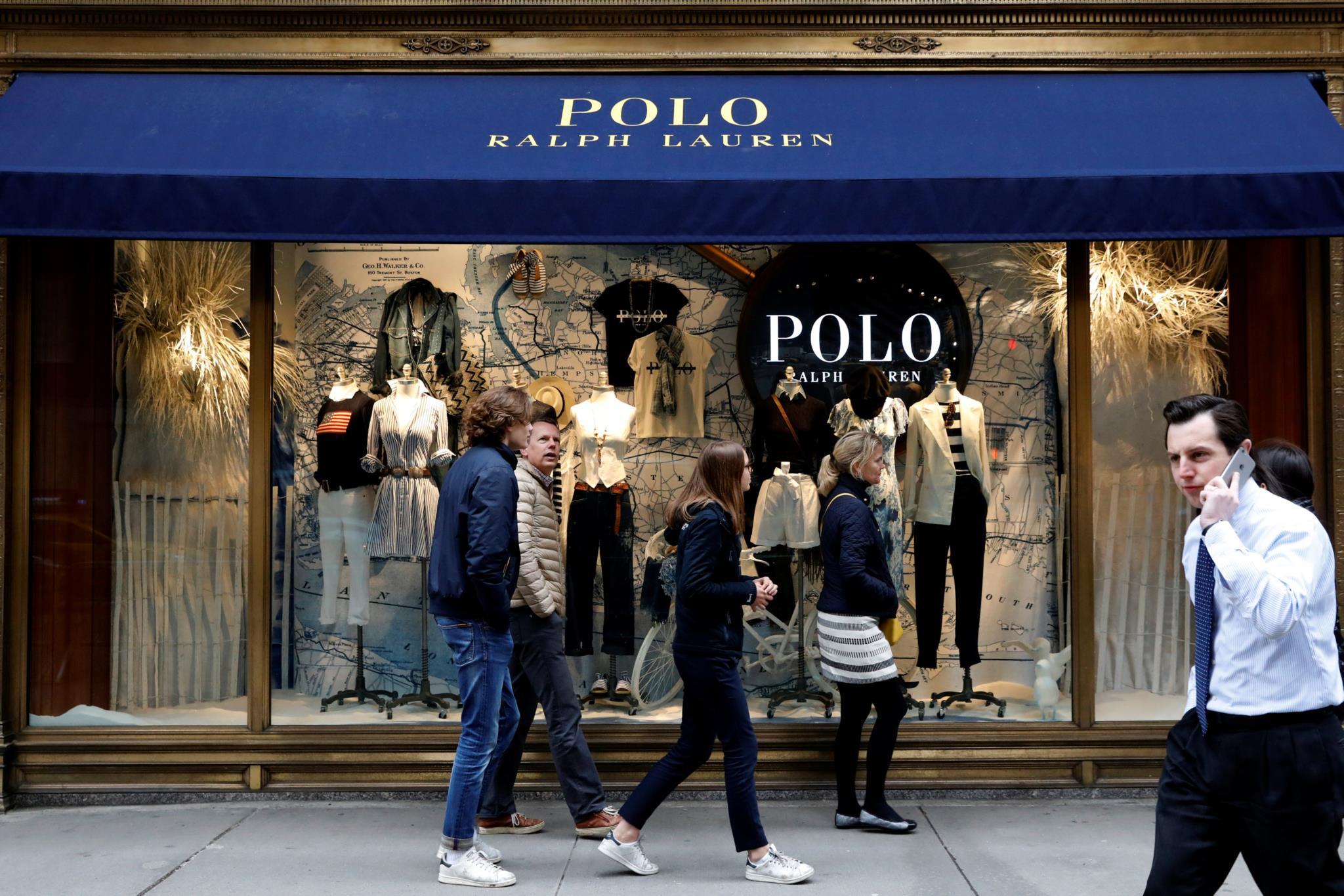 Ralph Lauren é a última vítima da moda numa nova era para os retalhistas