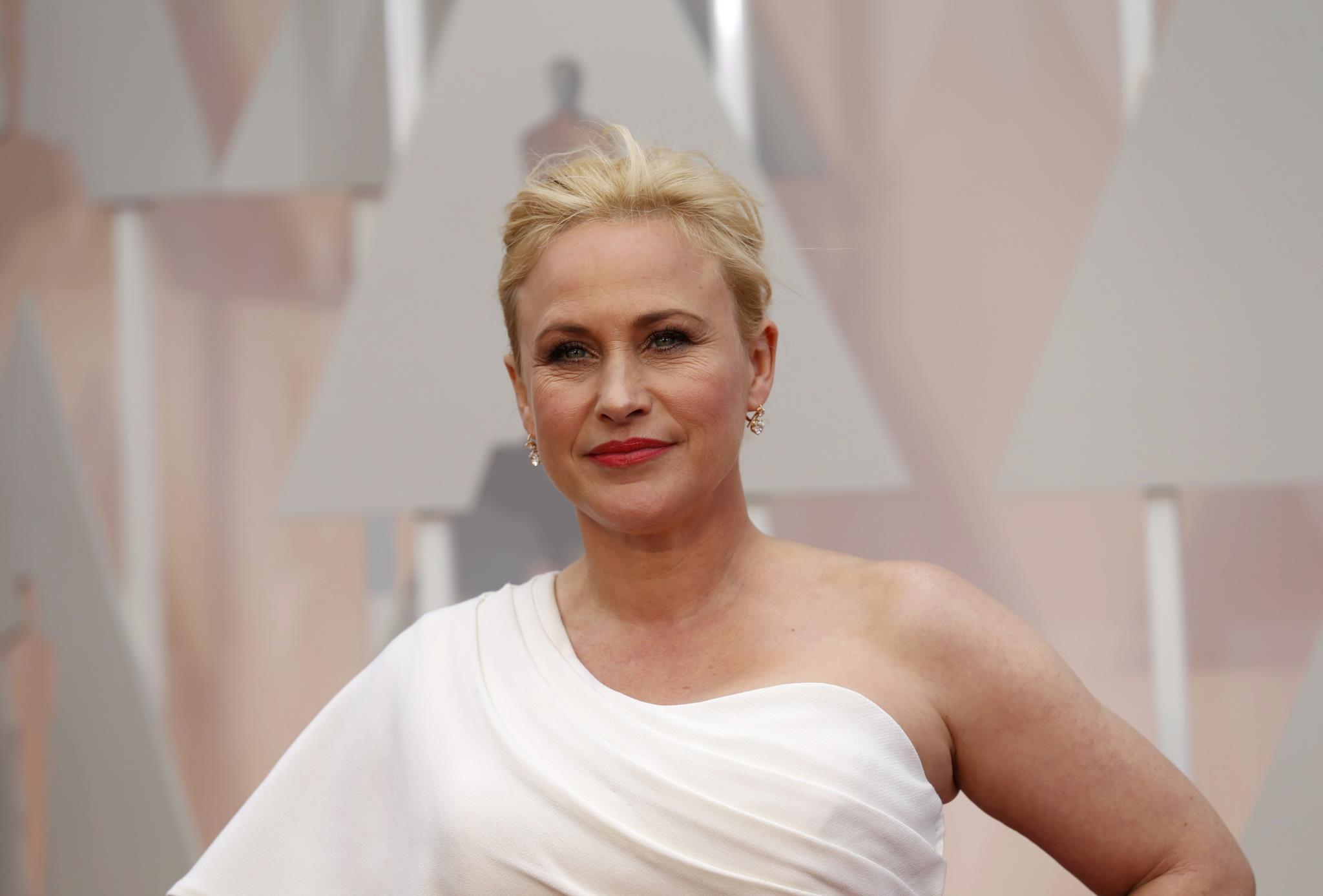 Patricia Arquette está disponível para trabalhar sobre a igualdade de género