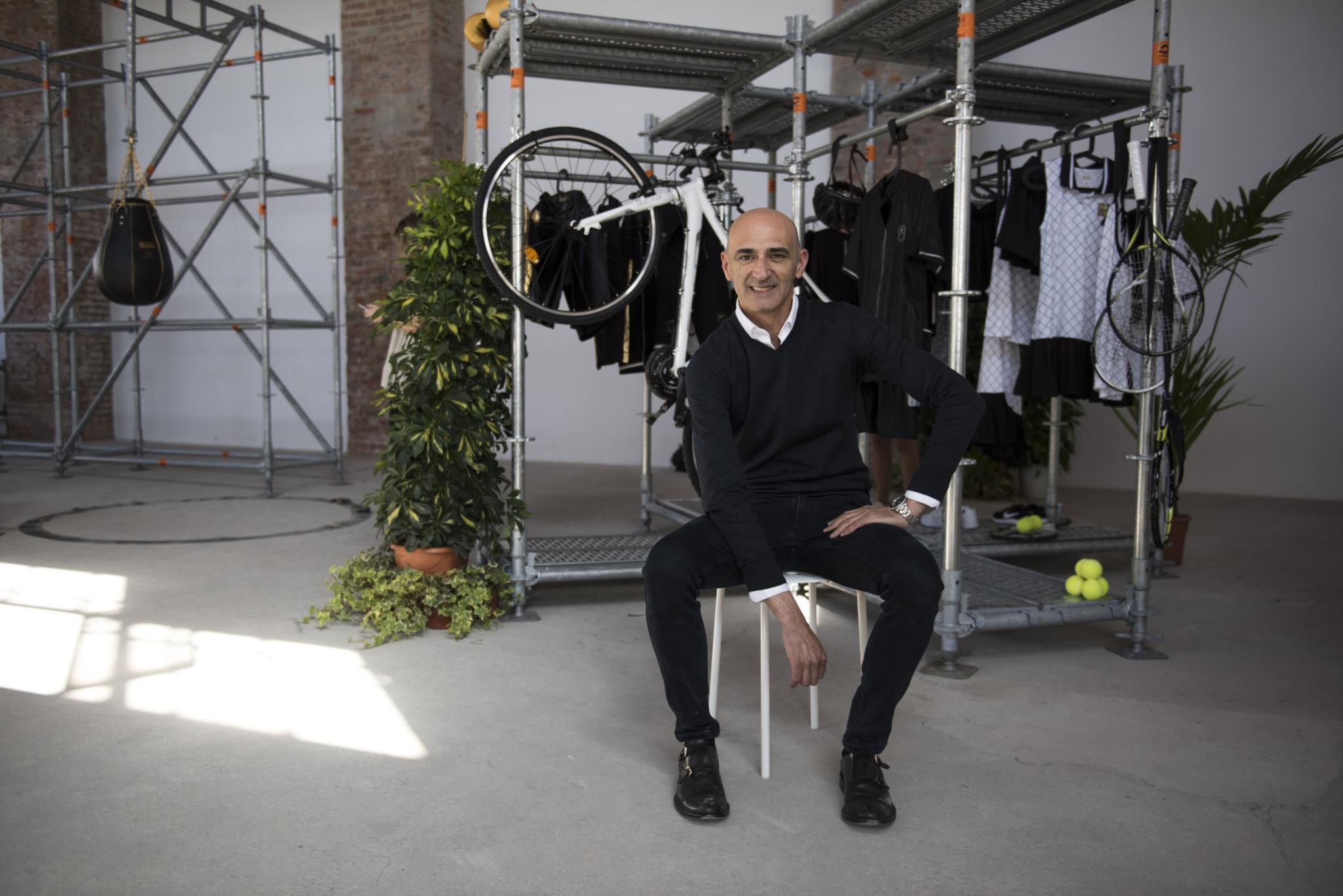 O criador Miguel Vieira assina a nova colecção da Sport Zone