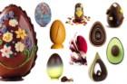 Descubra os ovos da Páscoa de algumas das melhores marcas de chocolate