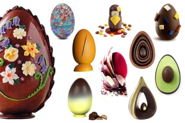 Ovos Da Páscoa Tão Caros Que São Para Comer Com Os Olhos Lifestyle
