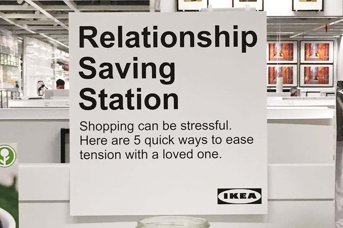 Jeff Wysaski foi o responsável pela partida ao IKEA