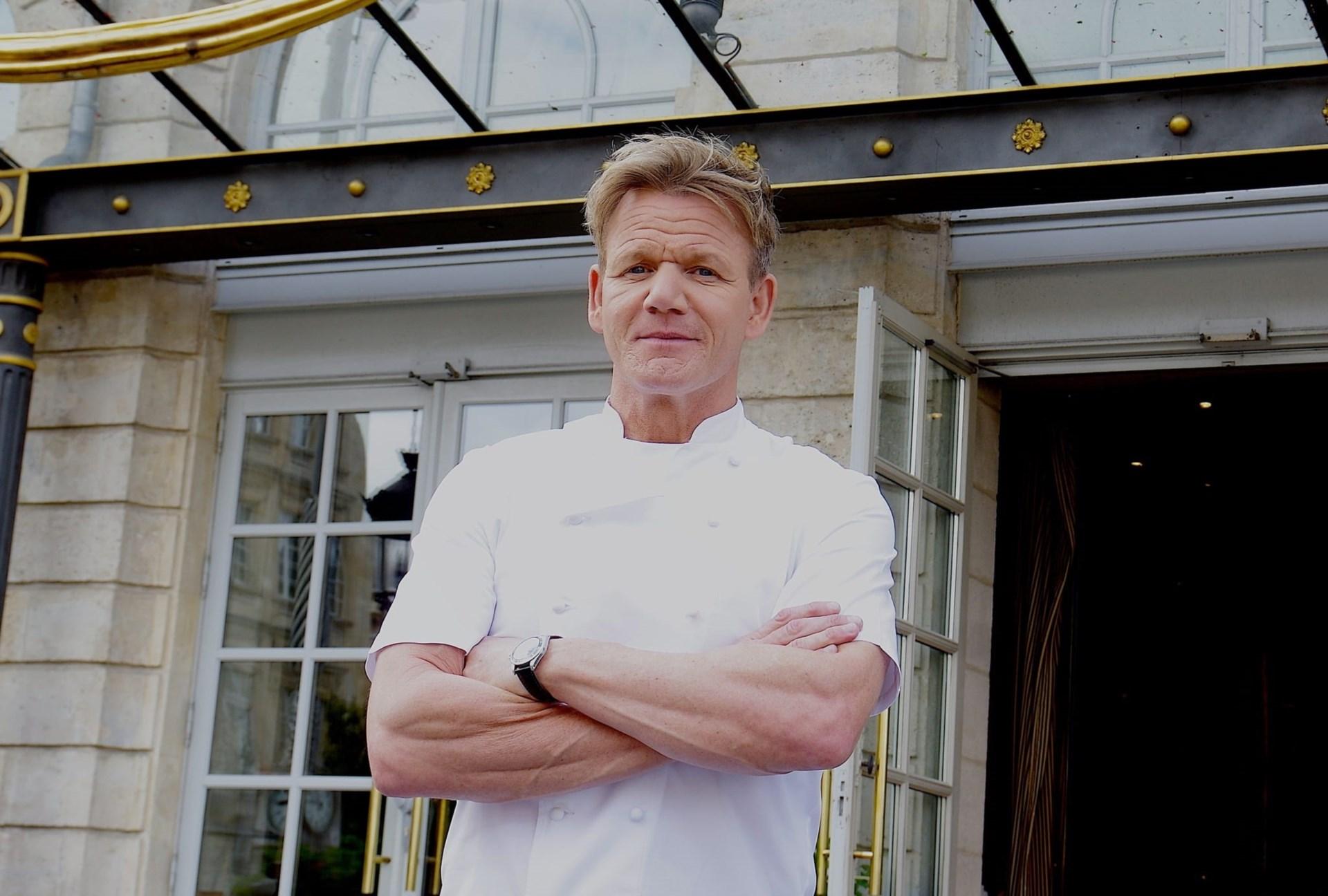 Gordon Ramsay é conhecido pelo seu tom agressivo na cozinha