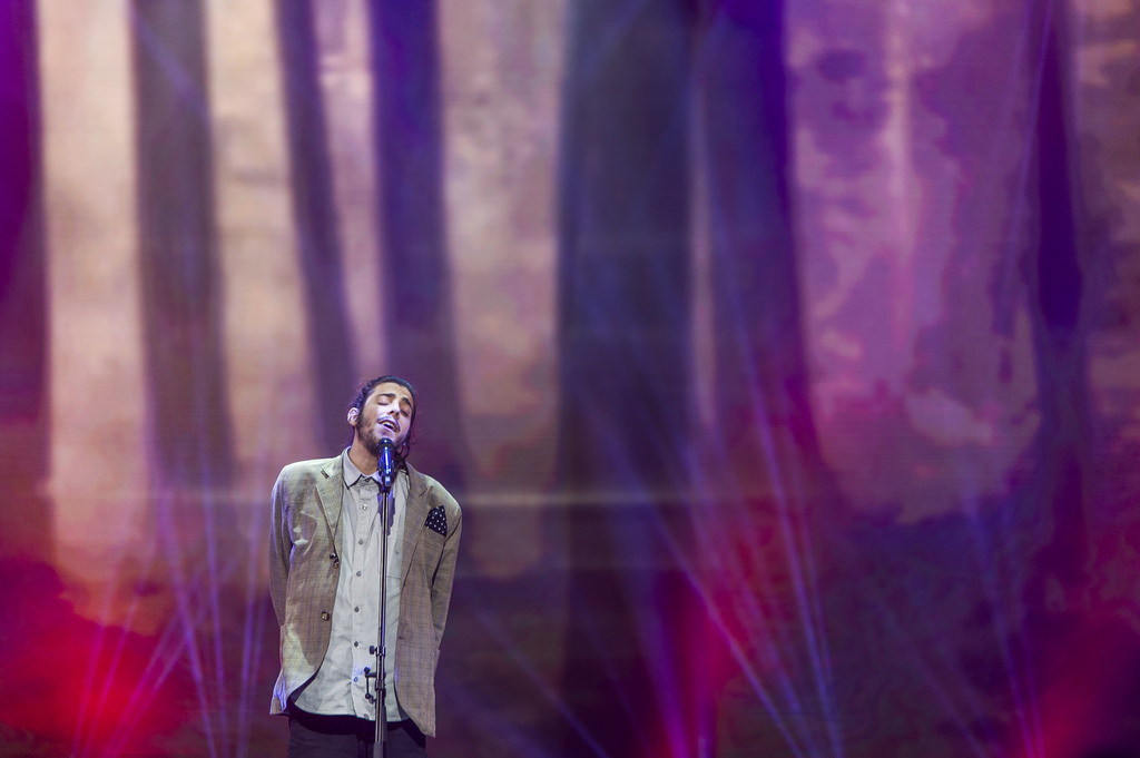 Salvador Sobral cantou o tema