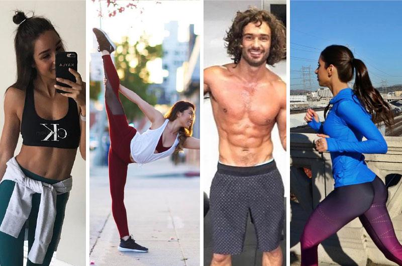 Dez estrelas do fitness para seguir no Instagram