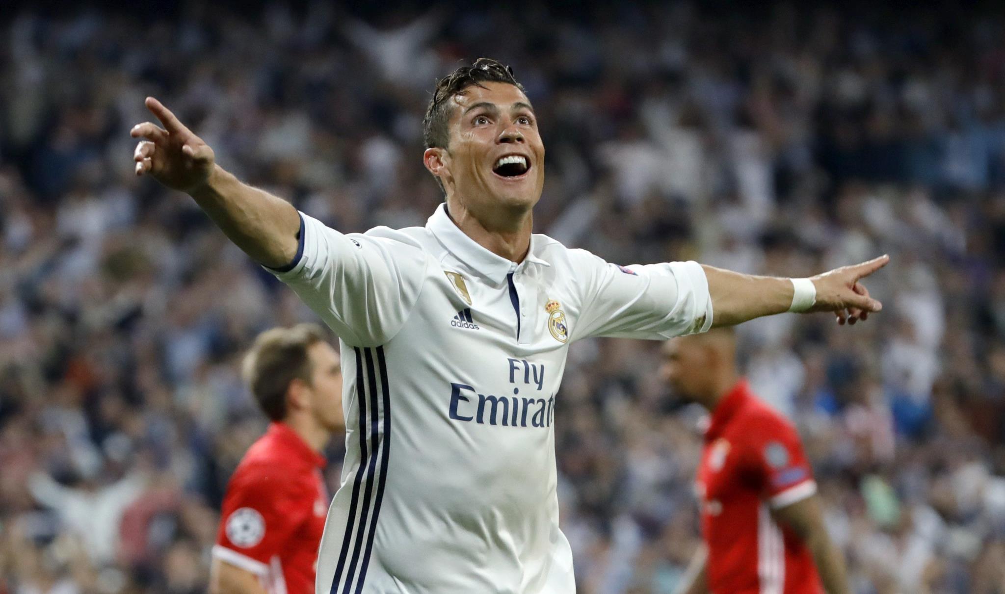 Cristiano Ronaldo é o mais conhecido e o segundo com quem os portugueses têm mais empatia