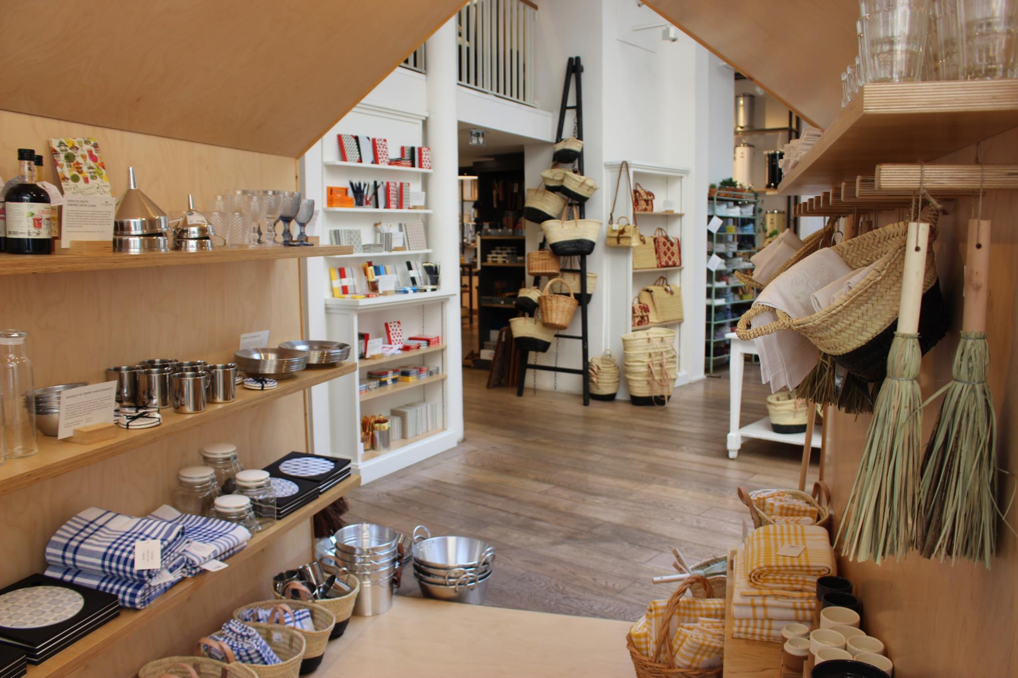 Os produtos d'A Vida Portuguesa vão estar na La Trésorarie durante um mês