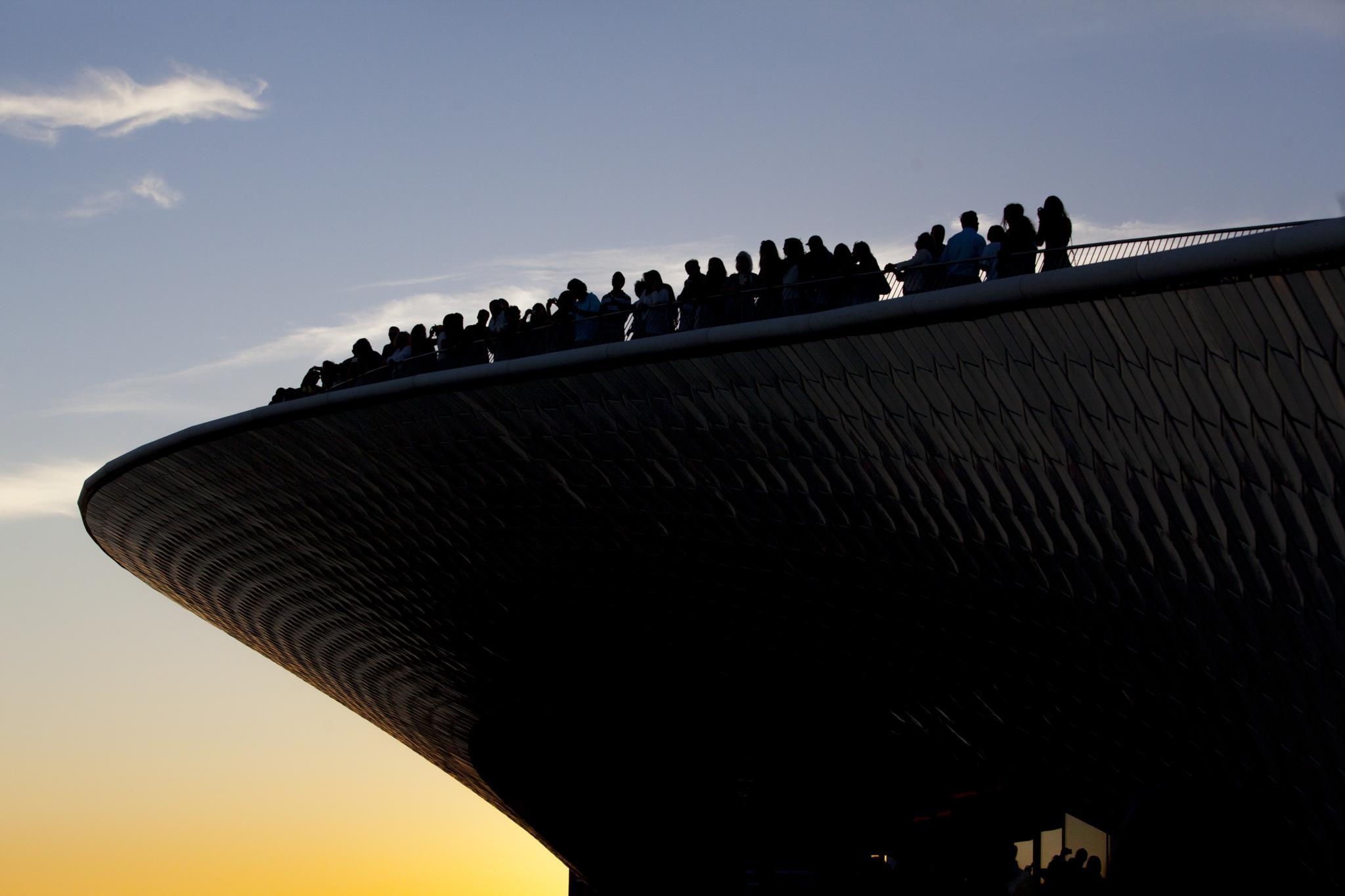 O Museu de Arte, Arquitectura e Tecnologia é uma das novas atracções que o Turismo de Portugal está a