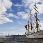 O navio-escola