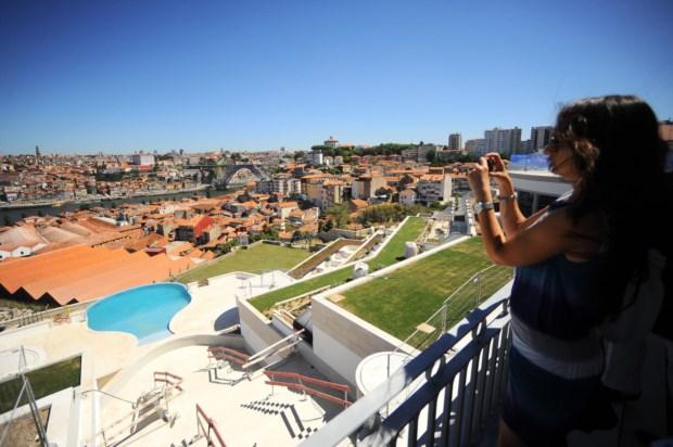 O European Best Destinations elogiou a vista do The Yeatman