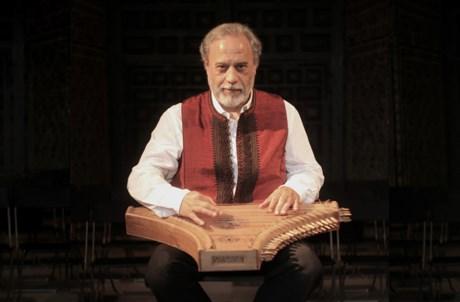 O espanhol Eduardo Paniagua protagoniza o concerto de abertura: leva