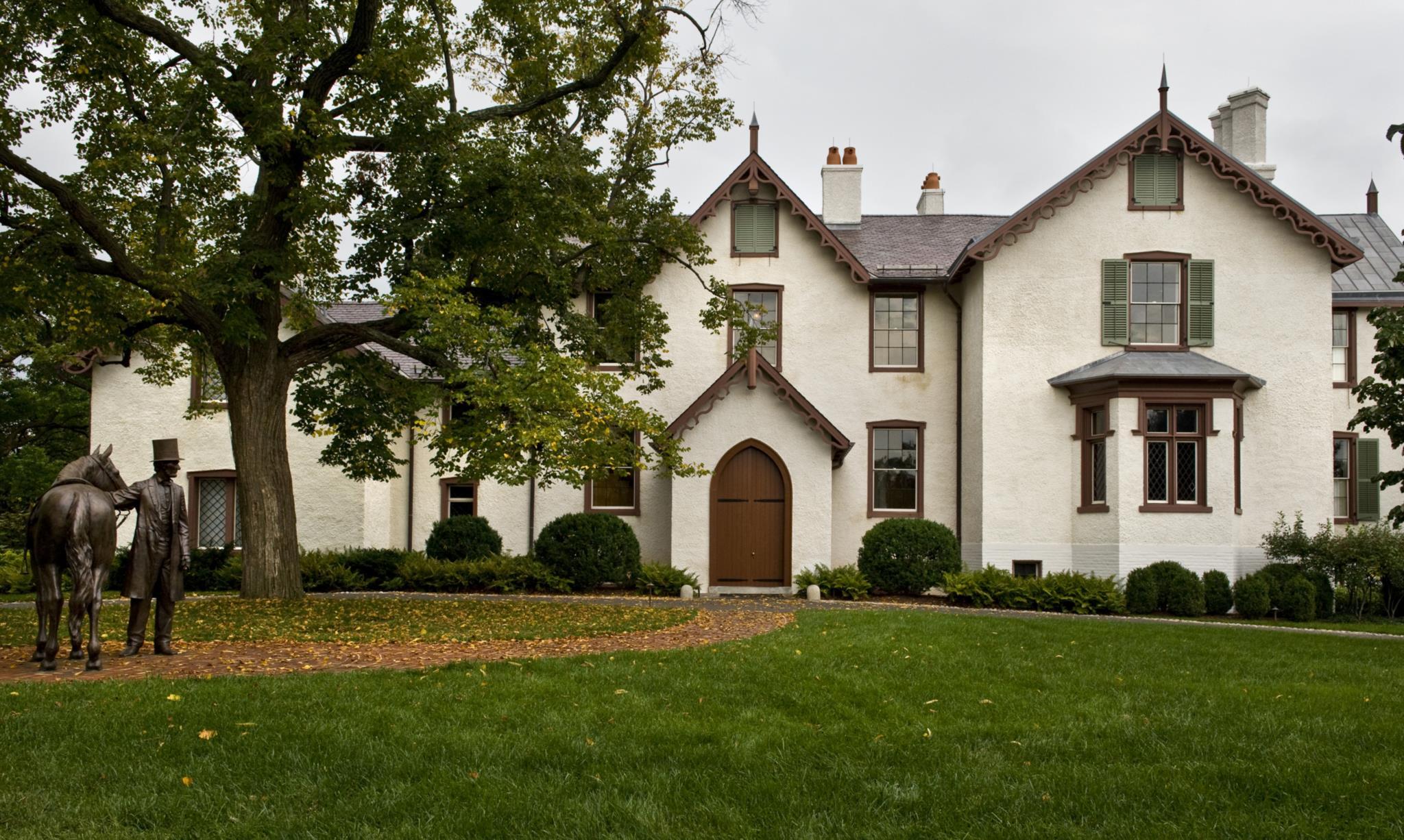 Casa de Abraham Lincoln, Northwest Washington D.C.