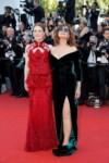 As actrizes Julianne Moore e Susan Sarandon