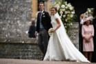 Pippa Middleton e o noivo James Matthews