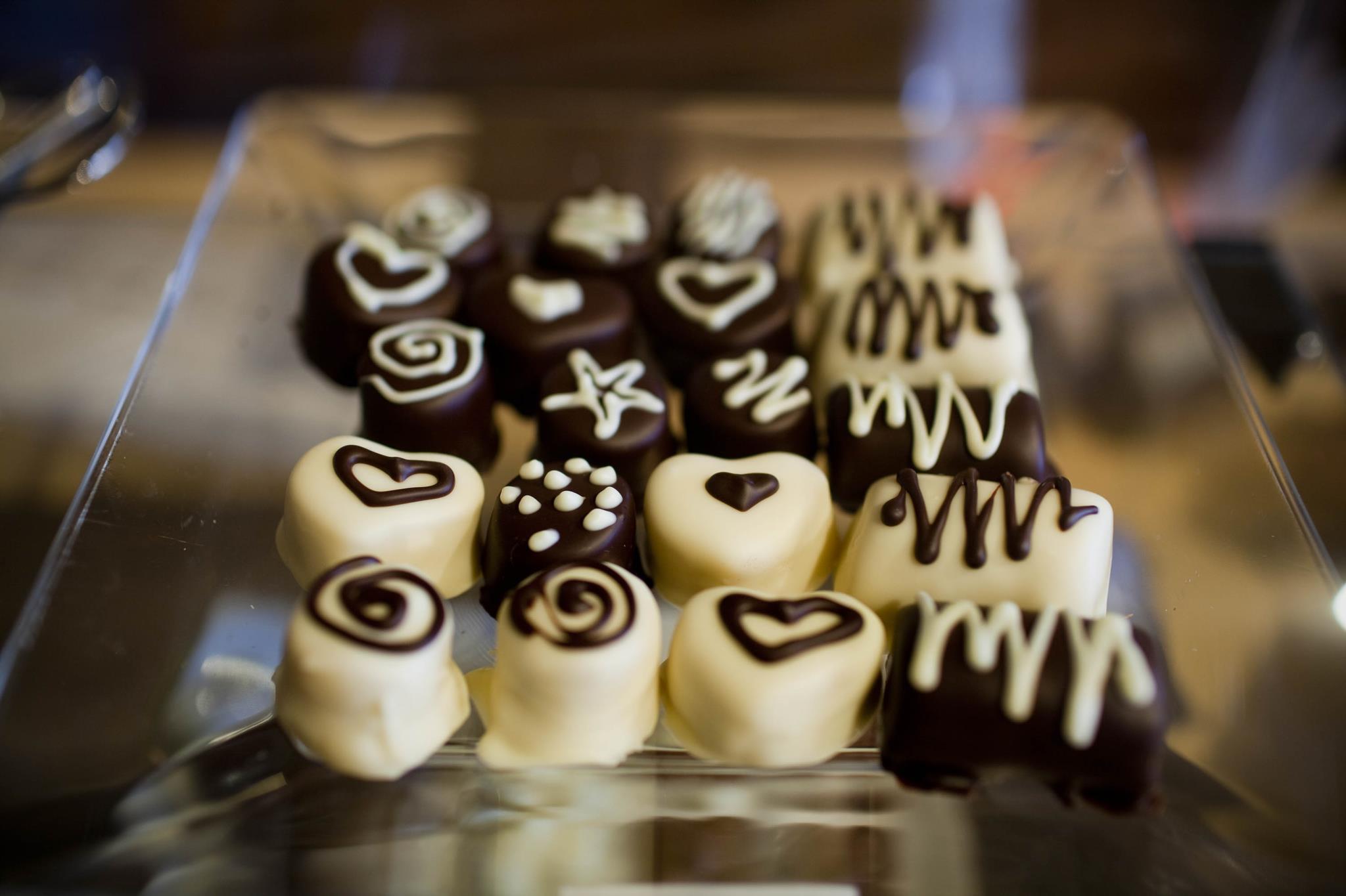 O chocolate faz bem ao coração