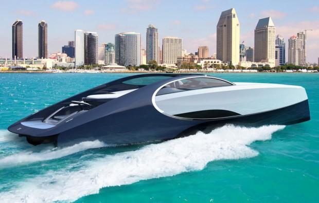 Niniette 66 Palmer Johnson/Bugatti