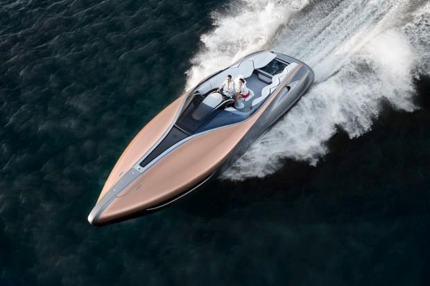 Lexus Sport Yacht Toyota Marine Department/Lexus