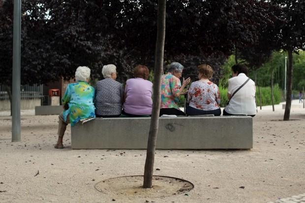 Enfrentar a solidão na velhice