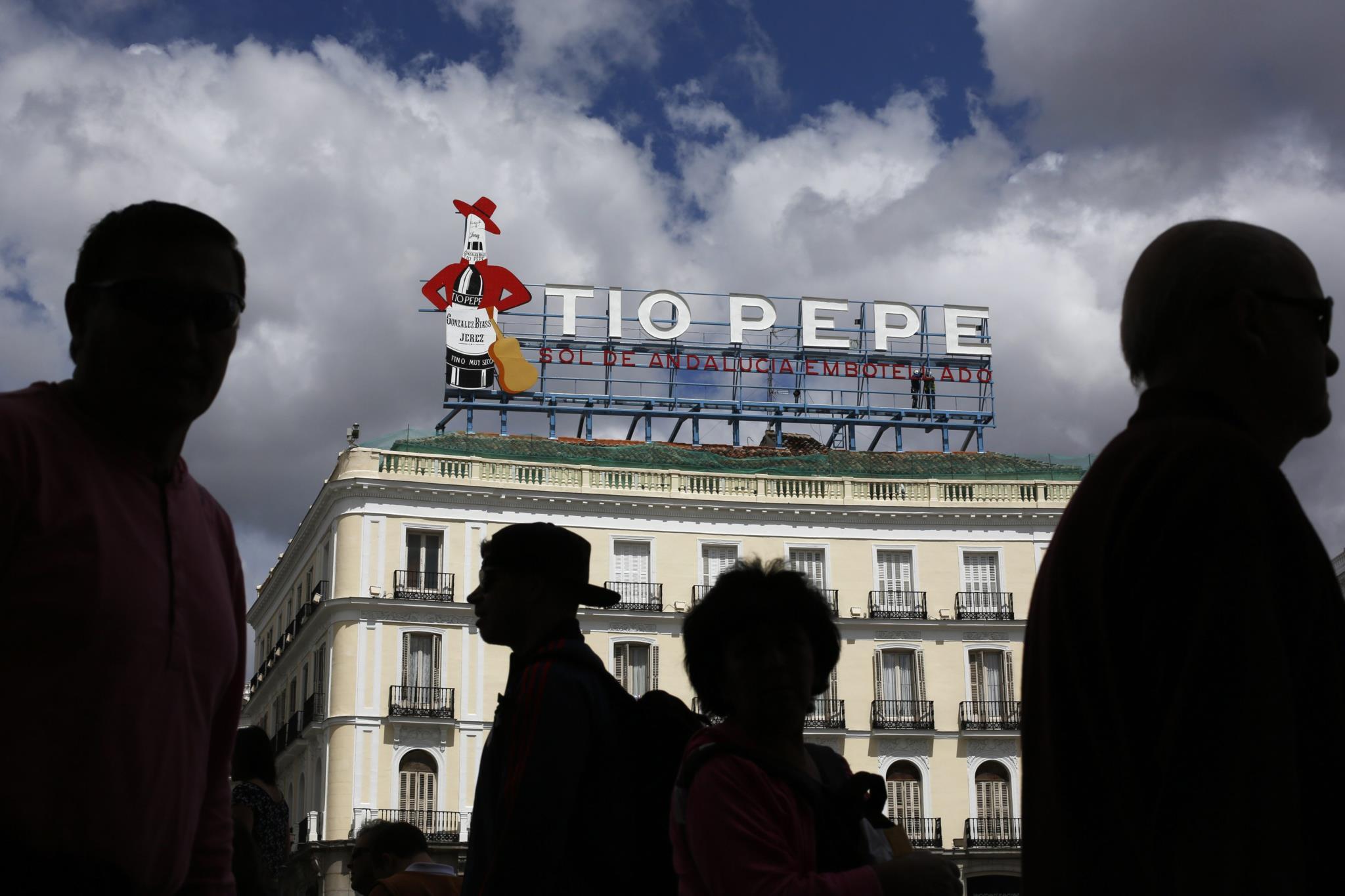 O Tio Pepe desta Primavera, em rama ou sem rama, é o vinho fino para esta Primavera