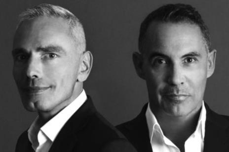 Christian Roth e Eric Domege criaram a marca de óculos em 1983
