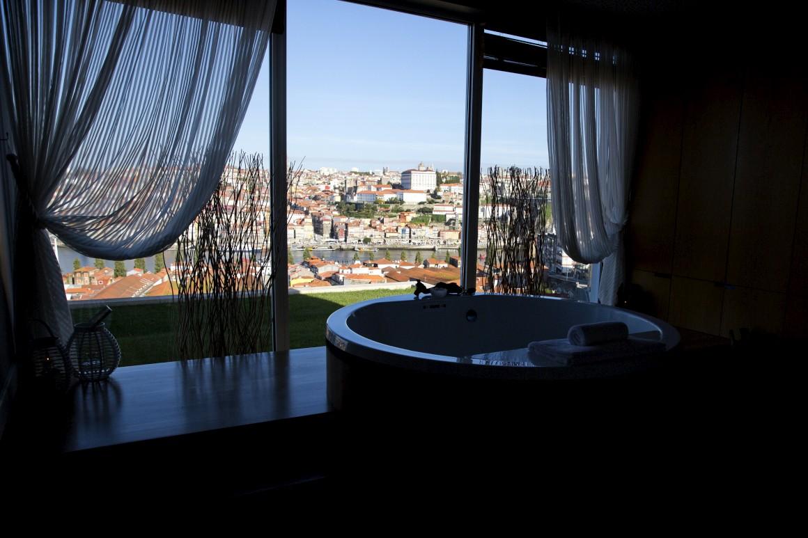 O The Yeatman está nomeado para Melhor Hotel Spa de Portugal