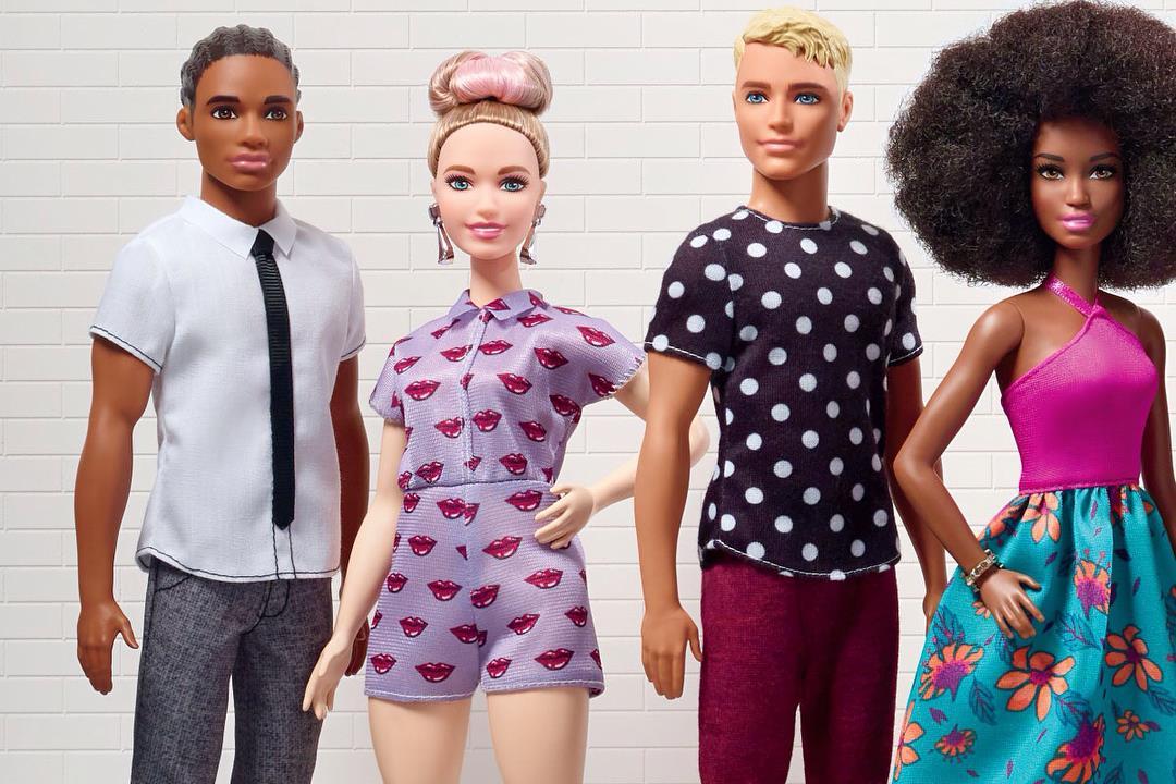 Atenção Barbie, vêm aí novos Ken