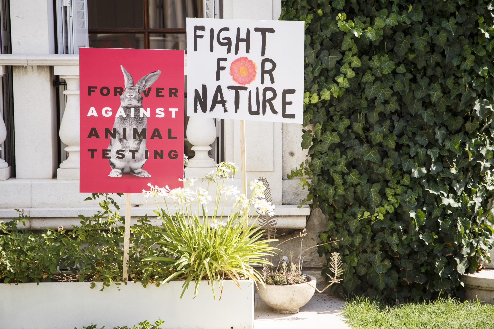 Forever Against Animal Testing é a nova campanha da The Body Shop