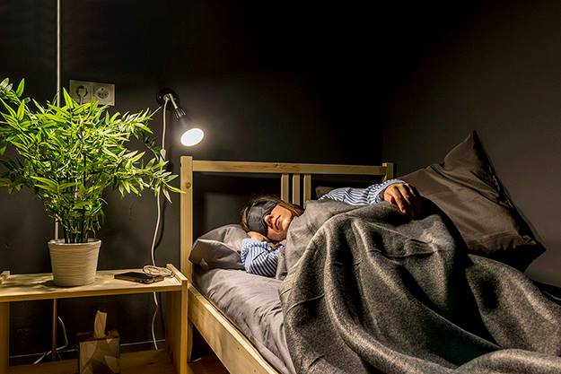 Em Madrid, já se pode pagar para dormir a sesta