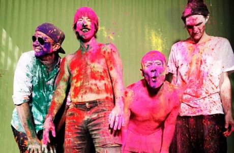 Os Red Hot Chili Peppers regressam a Portugal 11 anos depois do último concerto