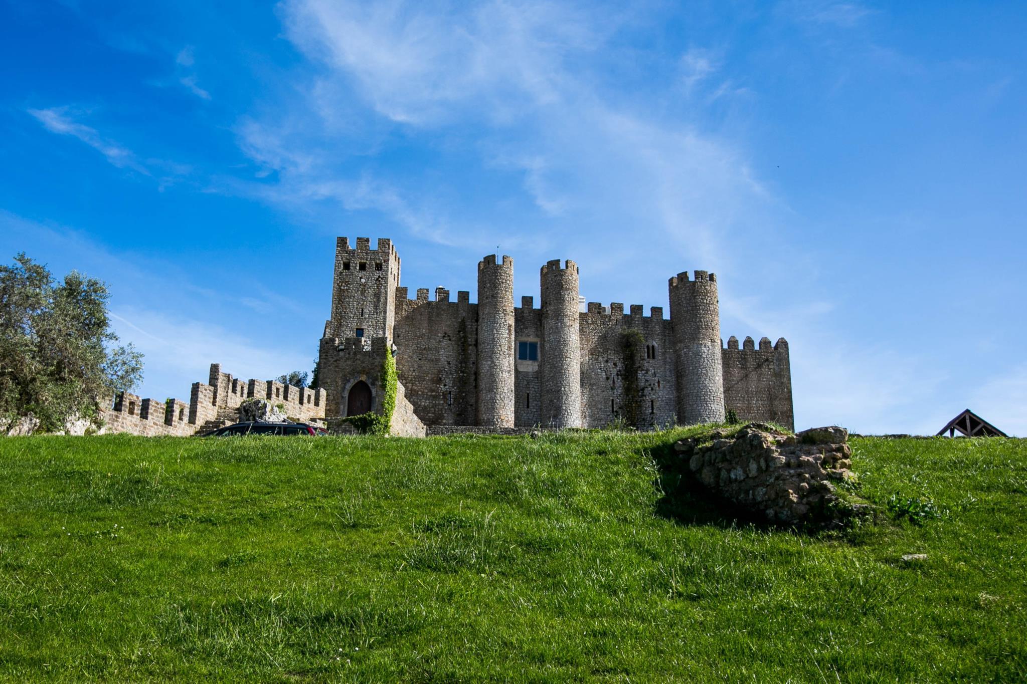 Óbidos é um dos melhores destinos medievais da Europa