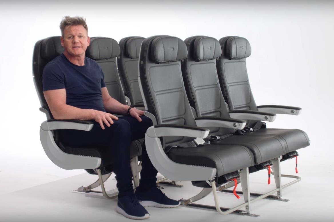 British Airways recruta celebridades para vídeo de segurança