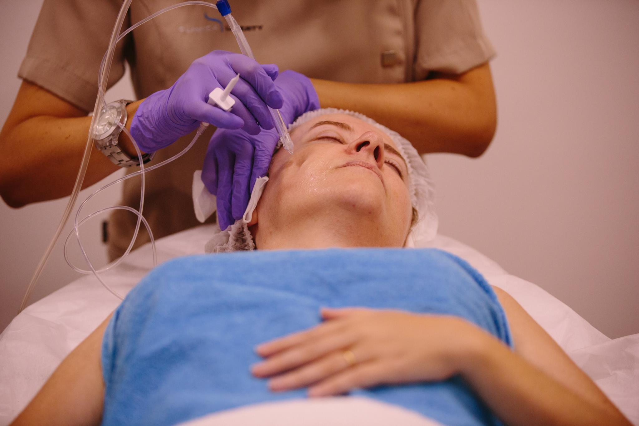 Medicina estética: a seringa antes do bisturi