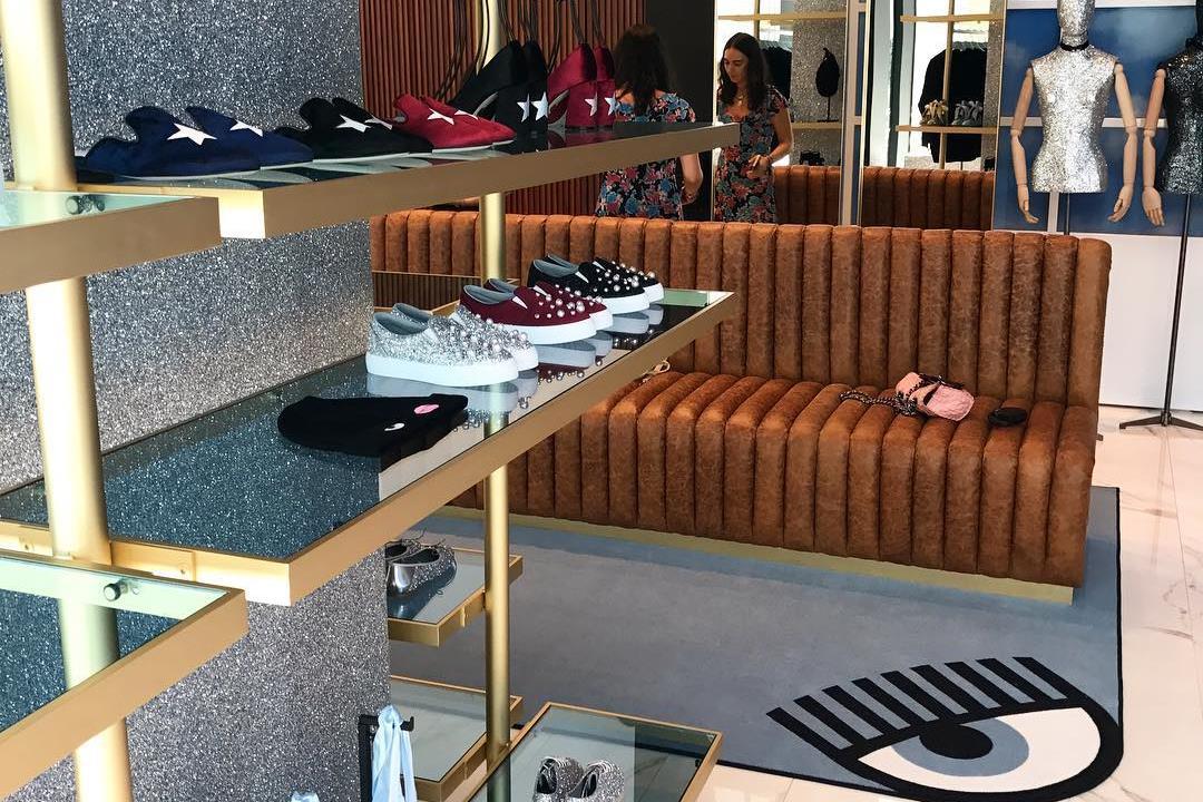 A blogger Chiara Ferragni vai inaugurar a sua primeira loja permanente em Milão