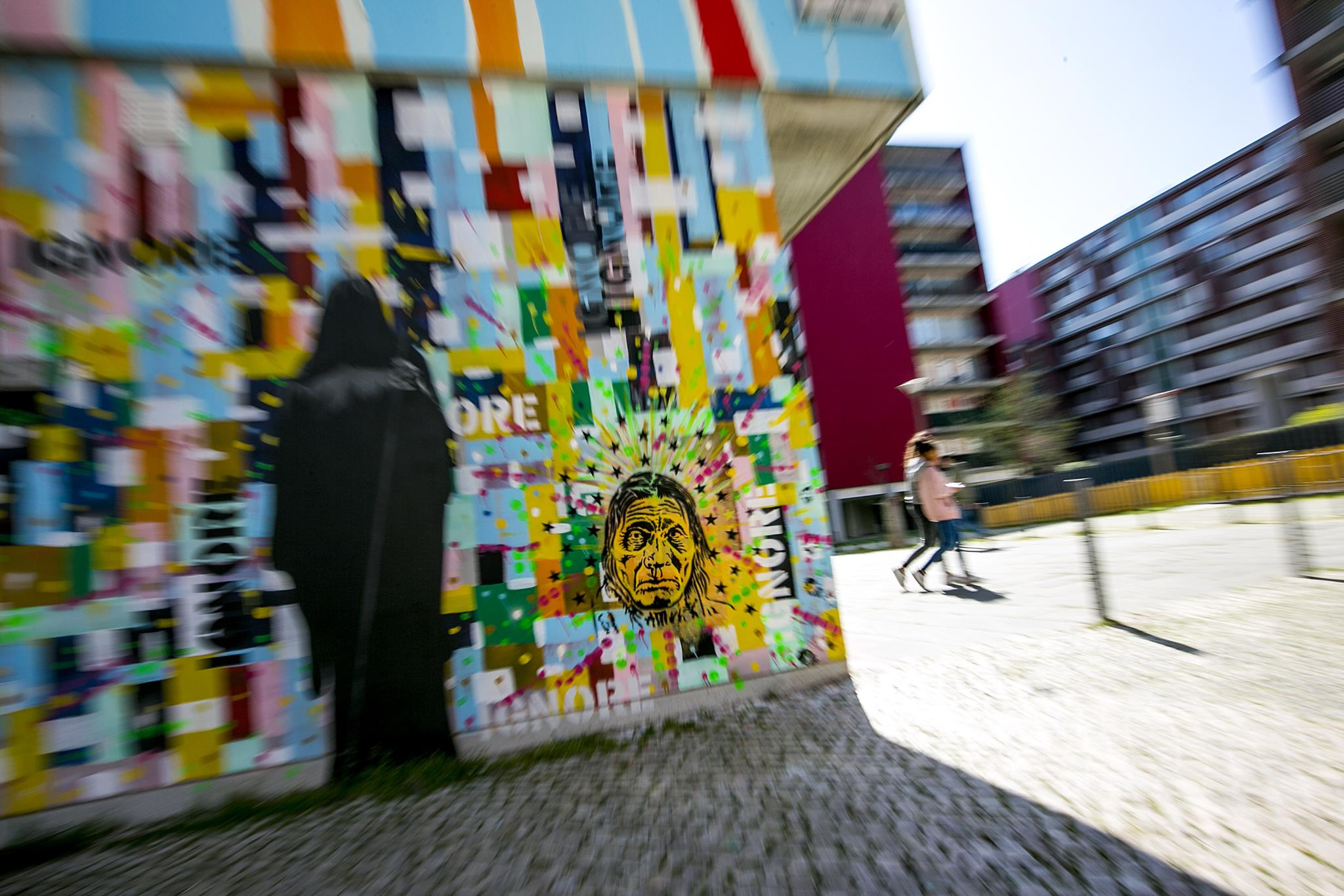 Os percursos pela arte urbana de Lisboa são uma das possibilidades do XN Concierge