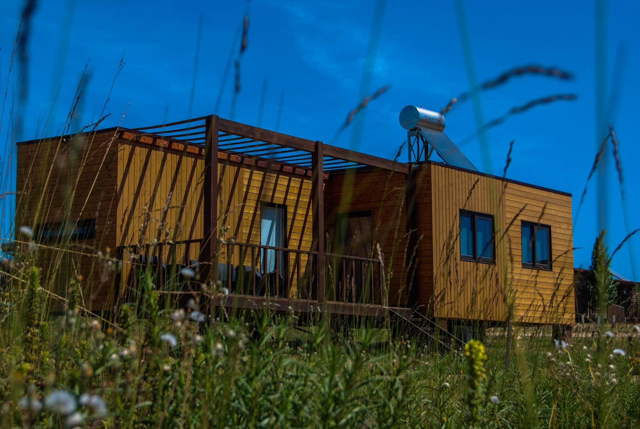 As casas ecológicas ganham terreno