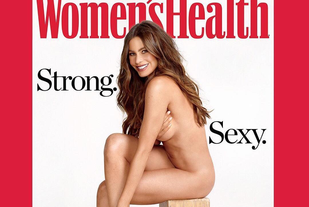 Sofía Vergara lança marca de lingerie – e posa nua para Women's Health