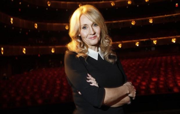 J.K. Rowling terá ganho 95 milhões de dólares